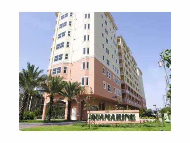 Aquamarine Pompano Beach Condos for Sale