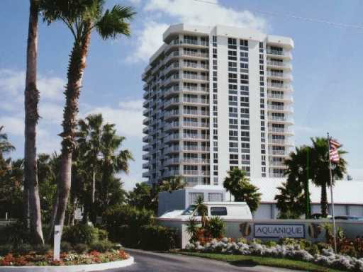 Aquanique Ocean Club - Fort Pierce, FL Condos for Sale