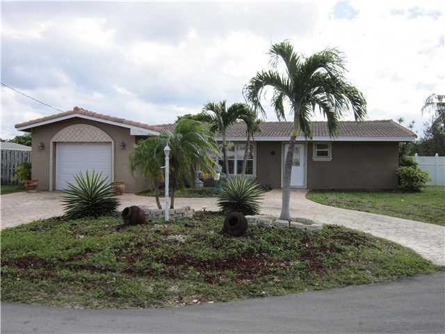 Boulevard Park Isles - Pompano Beach, FL Homes for Sale