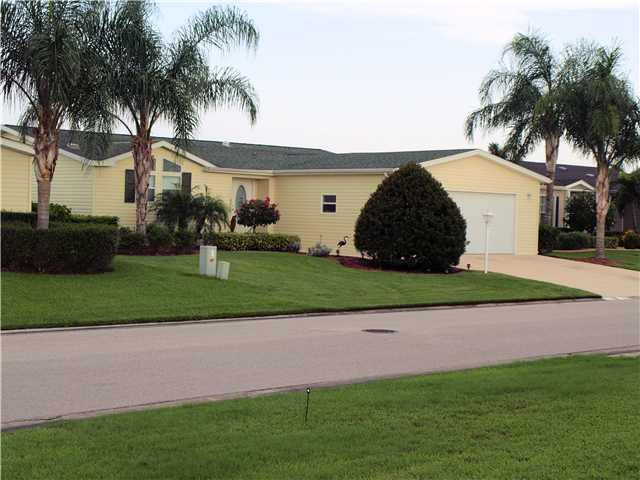 Fairways at Savanna Club - Port Saint Lucie, FL Mobile Homes for Sale