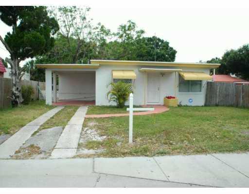 Franklin Park – Fort Pierce, FL Homes for Sale