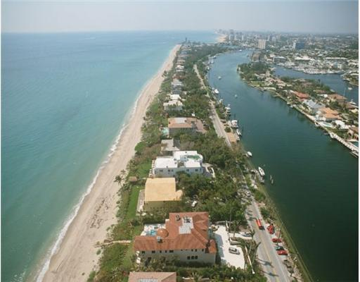 Hillsboro Beach Homes for Sale