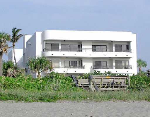 Juno Shores Oceanfront Resort Condos
