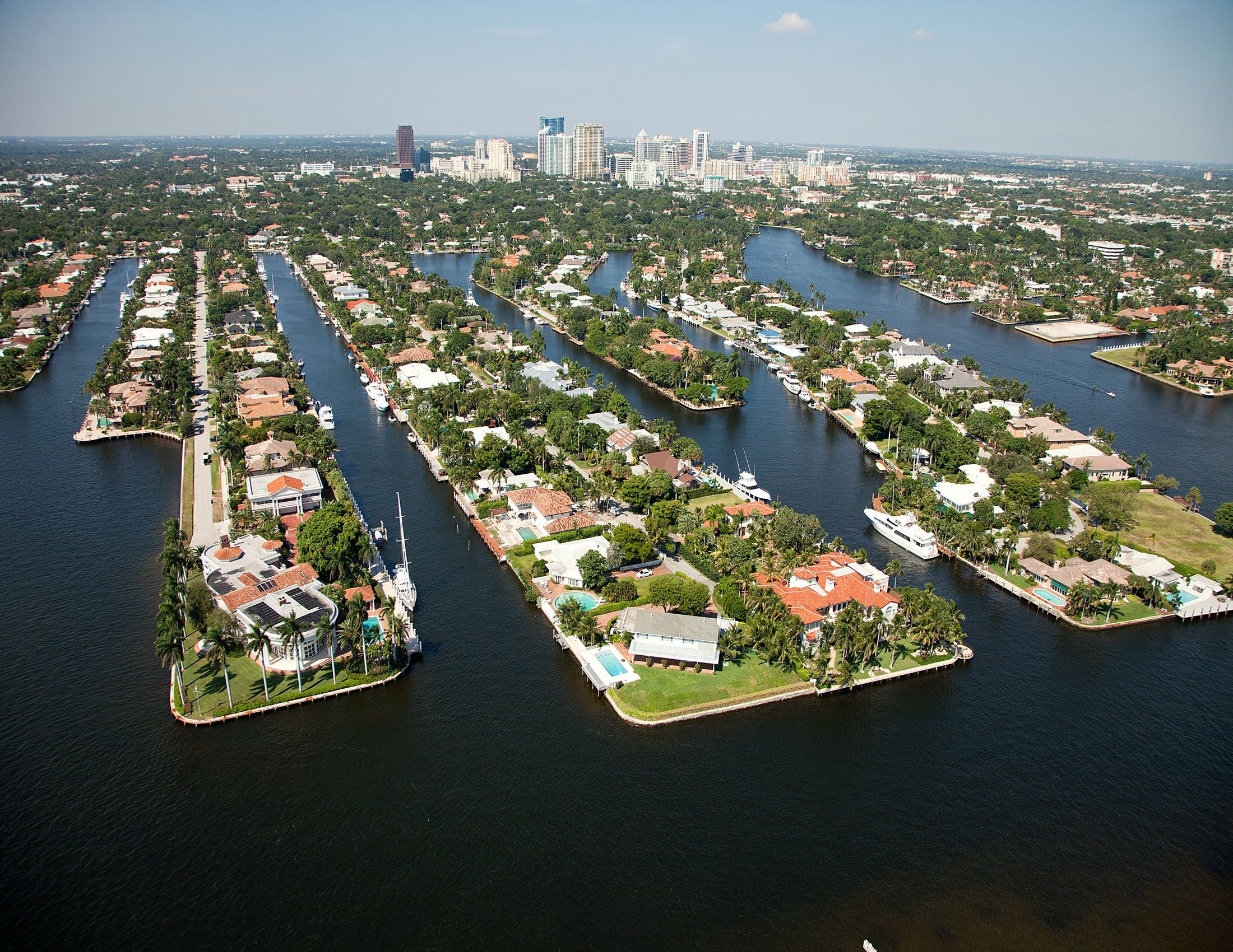 Las Olas Isles - Fort Lauderdale, FL Homes for Sale