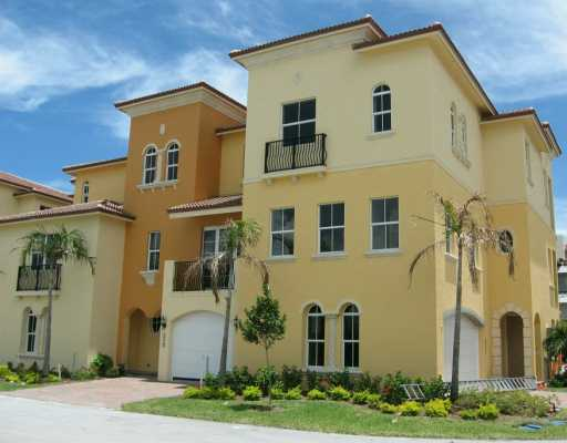 Ocean Bay Villas Hutchinson Island Townhouses for Sale