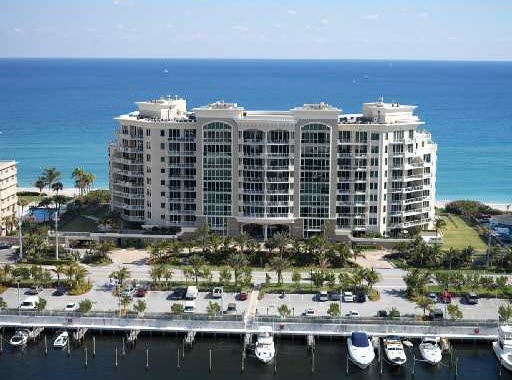 Ocean Grande Beach and Marina Hillsboro Beach Condos for Sale