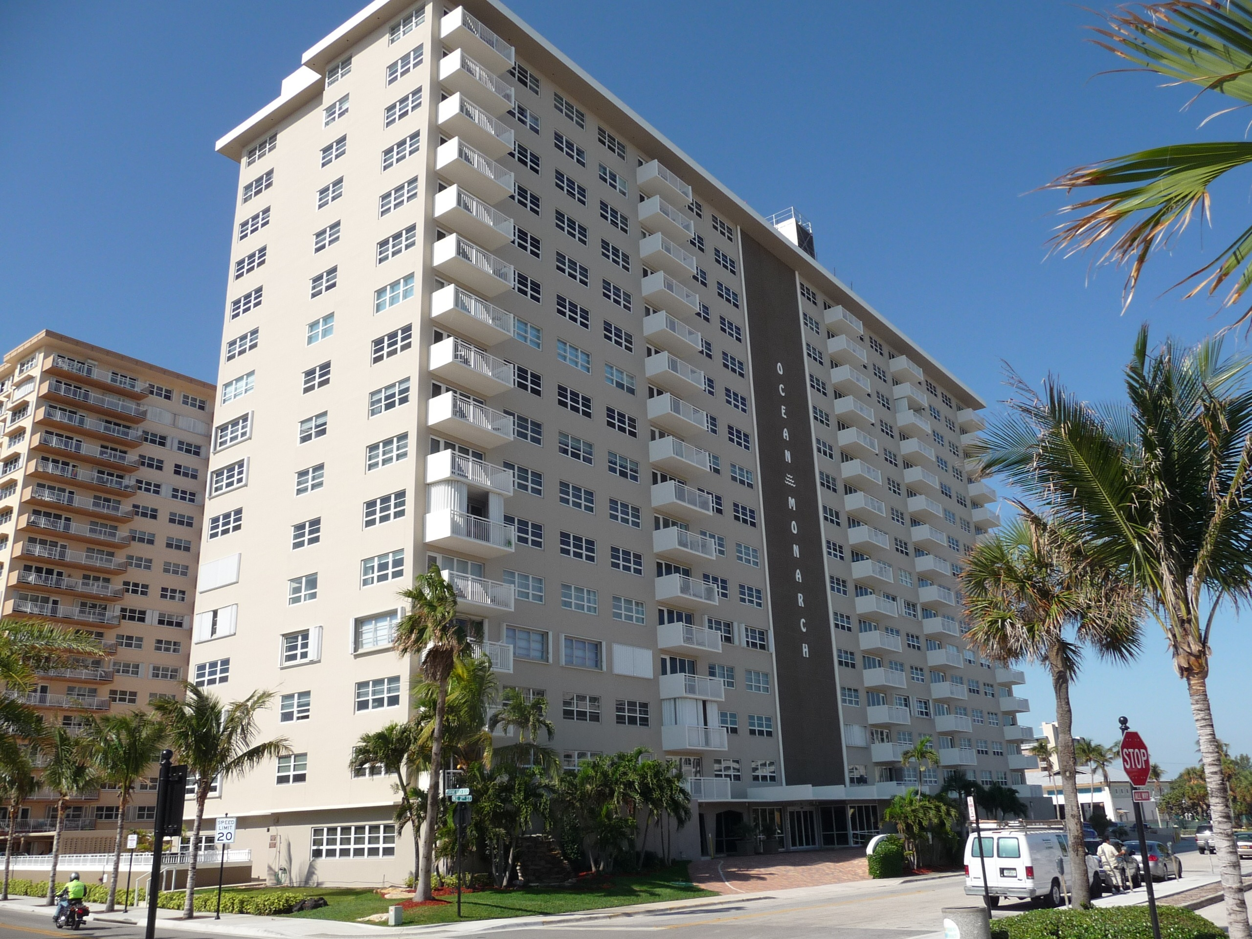 Ocean Monarch - Pompano Beach, FL Condos for Sale