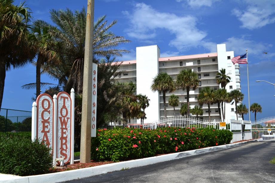Ocean Towers Hutchinson Island Condos for Sale