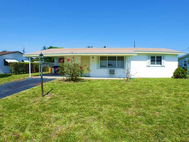 Poinsettia Gardens - Deerfield Beach, FL Homes for Sale