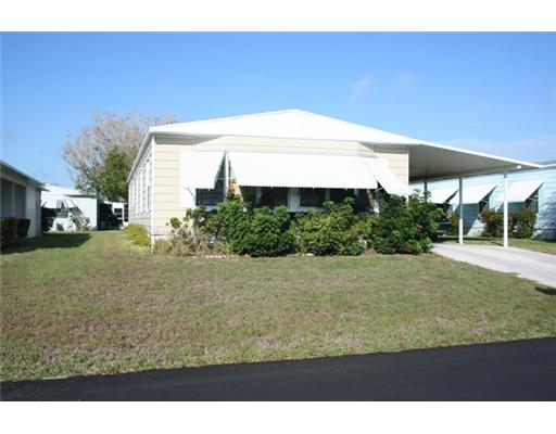 Spanish Lakes – Port Saint Lucie, FL Mobile Homes for Sale