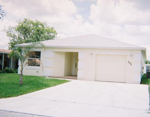 Spanish Lakes Riverfront - Port Saint Lucie, FL Mobile Homes for Sale