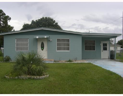 Sunrise Terrace - Fort Pierce, FL Homes for Sale