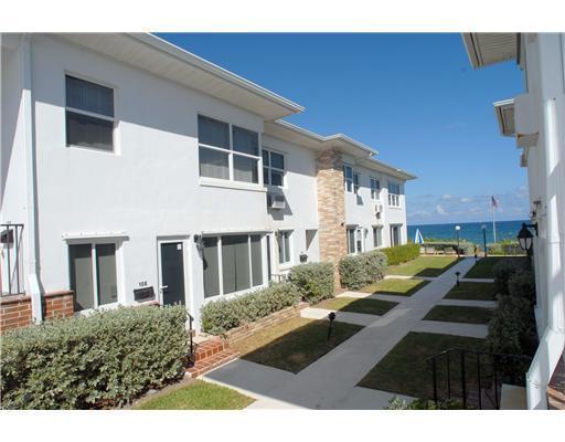 Virginia Kaye Villas - Hillsboro Beach, FL Villas for Sale