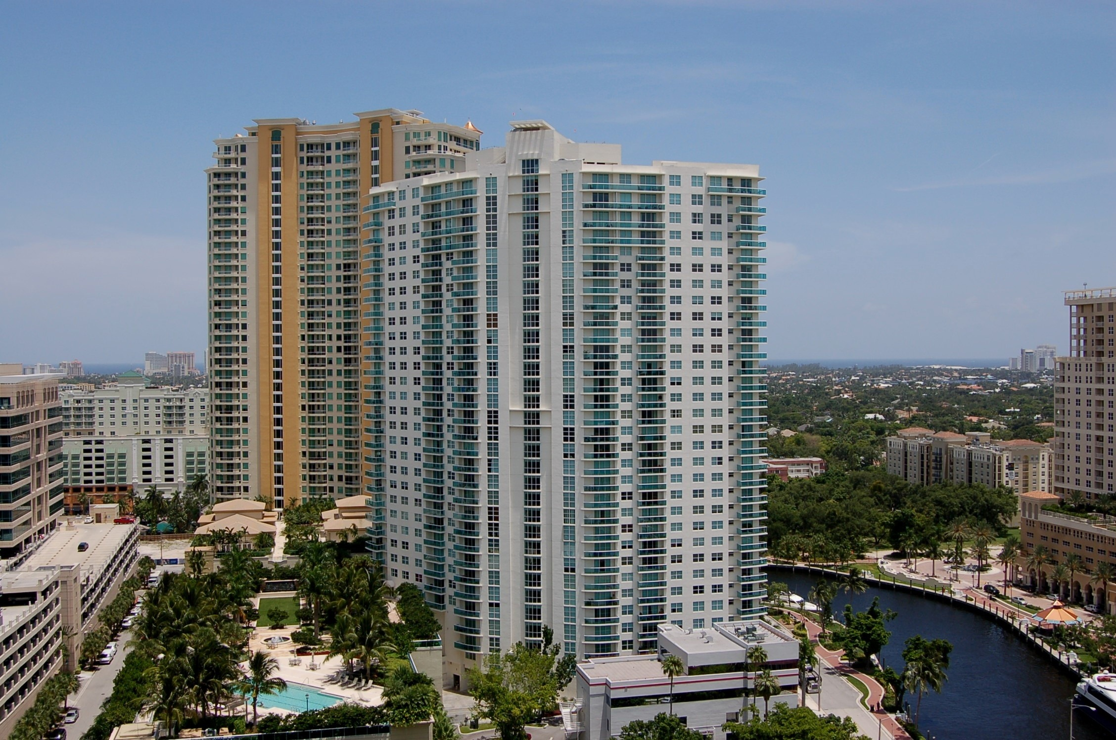 Water Garden Condos - Fort Lauderdale, FL Condos for Sale