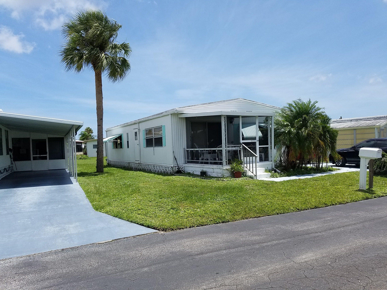 Leisure Village – Stuart, FL Mobile Homes for Sale
