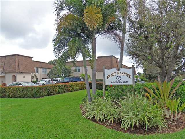 Port Manatee Stuart Condos for Sale