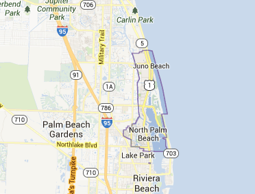 Palm Beach Gardens Zip Code Map.Homes And Real Estate For Sale In 33408 Zip Code Of North Palm Beach