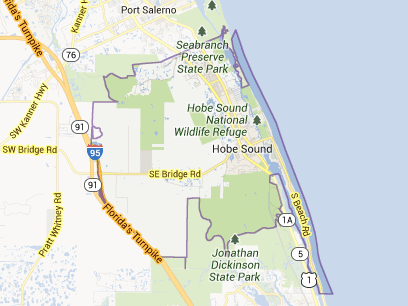 33455 in Hobe Sound, FL