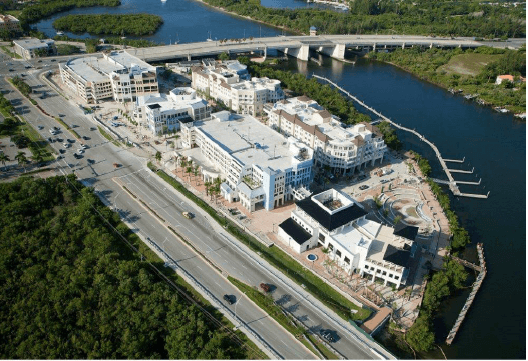 Harbourside Place in Jupiter expected to open in the fall