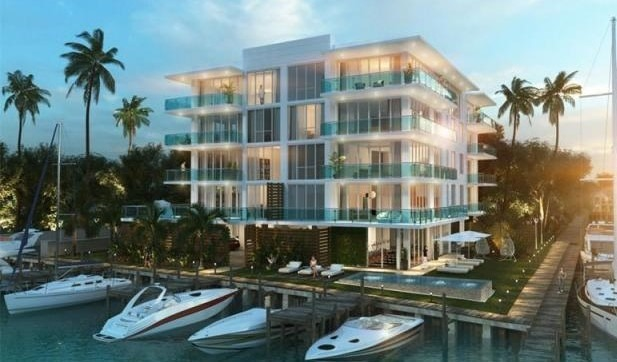 33 Intracoastal Fort Lauderdale Condos