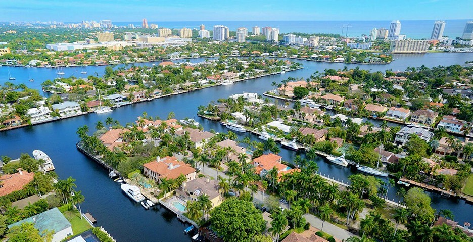 Barcelona Isle Fort Lauderdale Homes