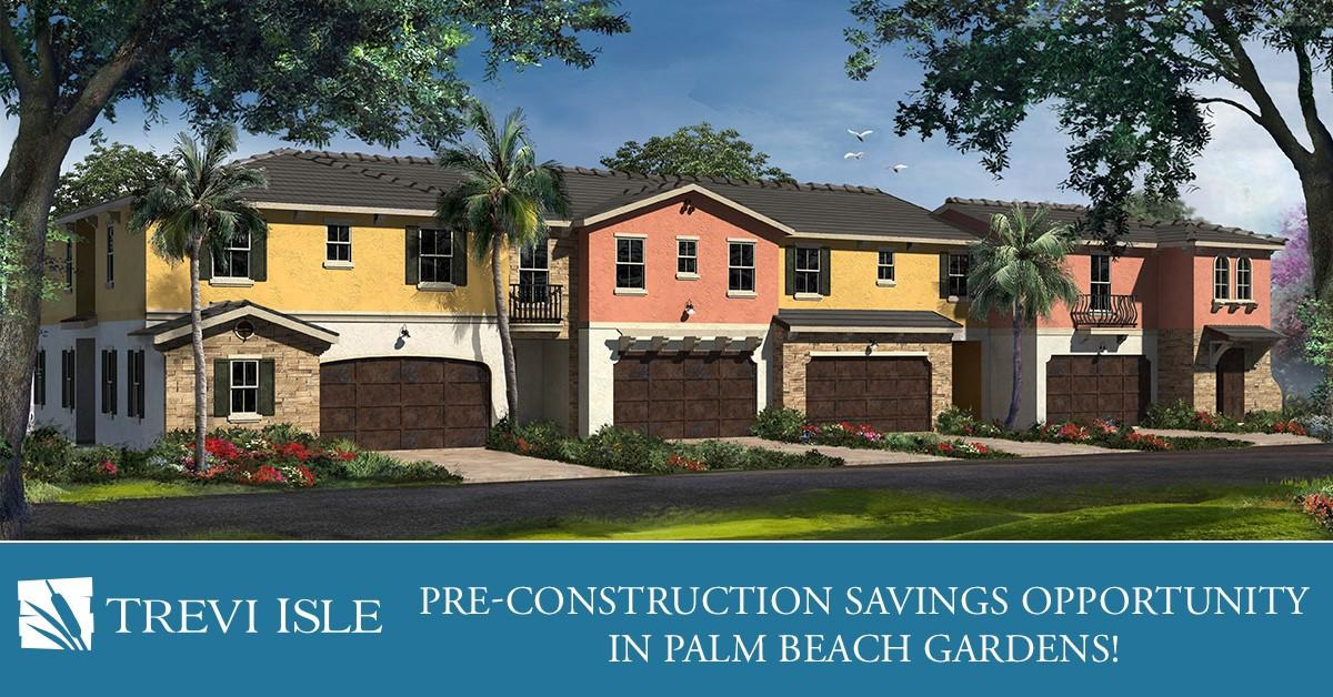 Trevi Isle Palm Beach Gardens Homes