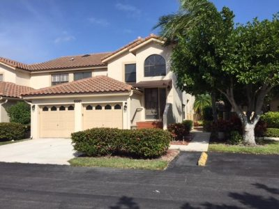 Banyan Springs Villas For Sale In Boynton Beach