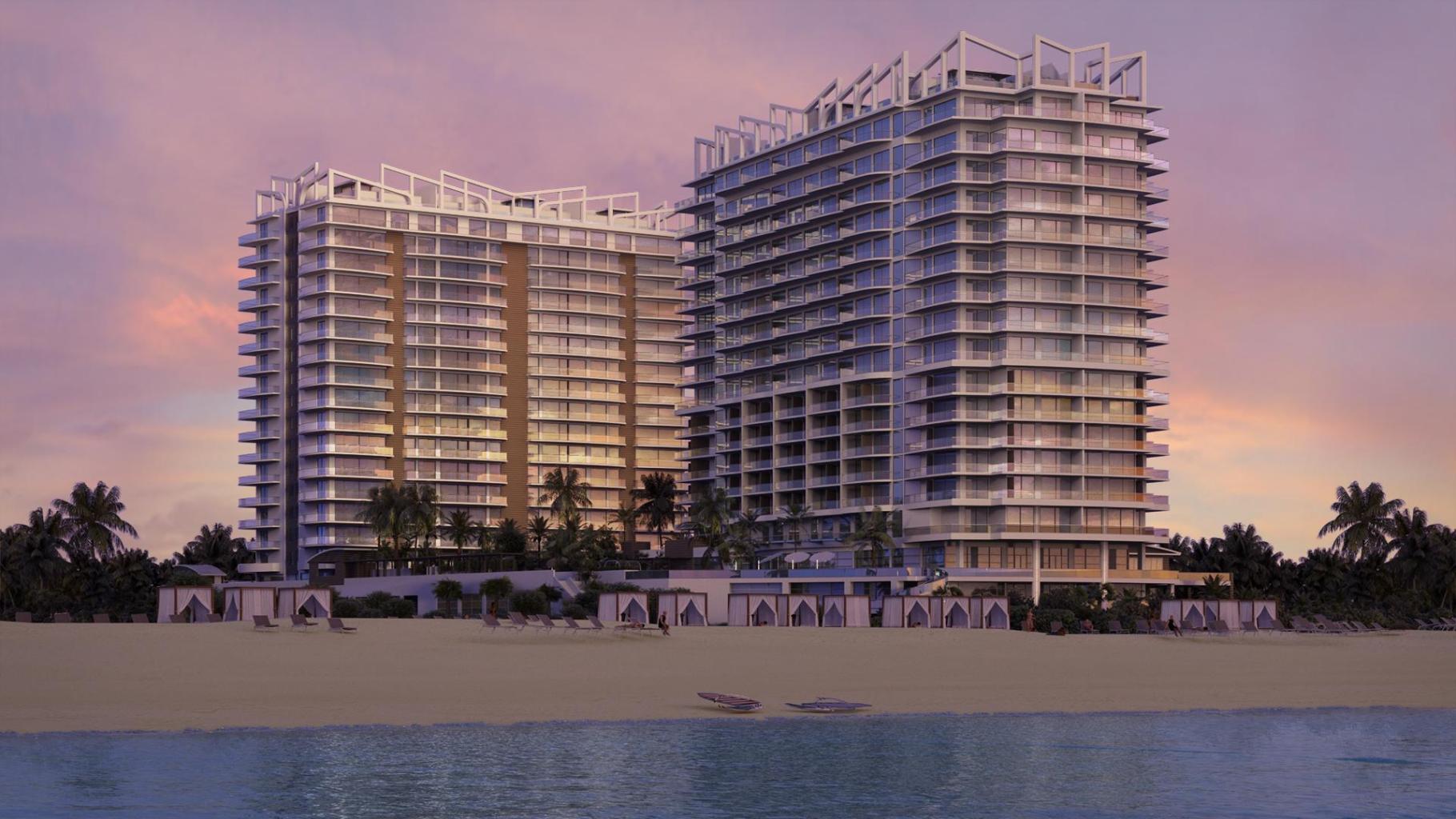 Amrit Ocean Resort Residences Singer Island Condos