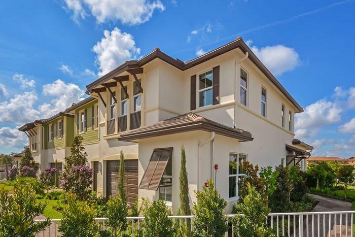 Pointe Midtown Palm Beach Gardens Homes