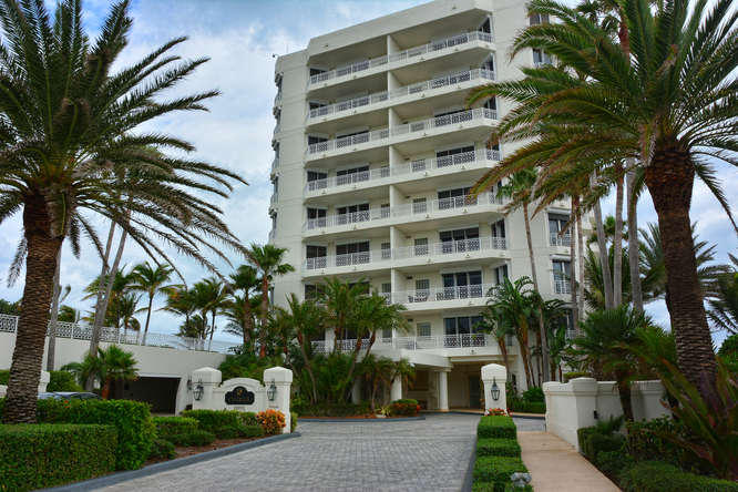Claridge Jupiter Island Condos for Sale