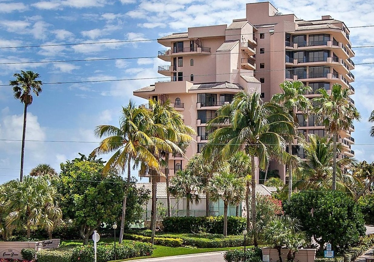 Beachfront Juno Beach Condos for Sale