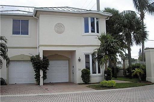 Seaview Juno Beach Townhouses for Sale